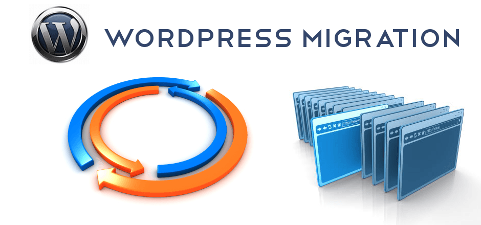 How to migrate Wordpress site manually?