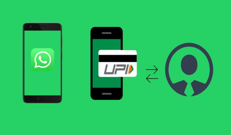 UPI Feature Now on WhatsApp