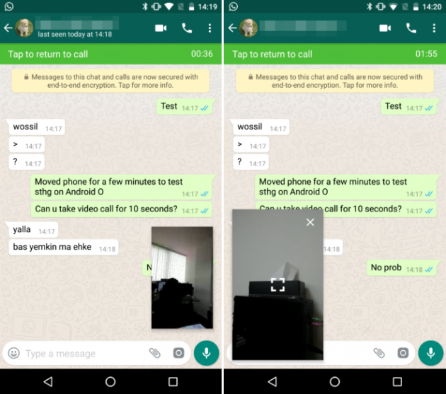 What Is Picture In Picture Mode In WhatsApp?