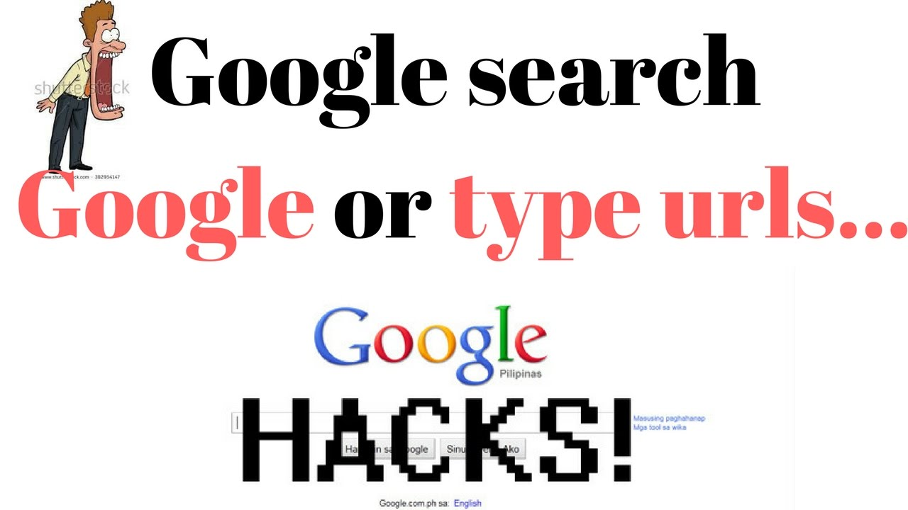 14 Types Of Advanced Google Searches - Google Hacks